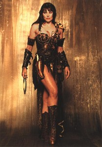 Lucy Lawless Battlestar Galactica